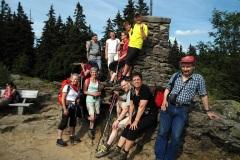 Ausflug zum Falkenstein